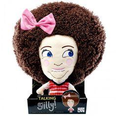 Saturday Night Live Talking Gilly Plush