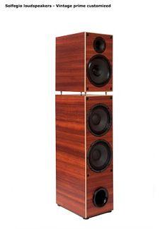 Solfegio loudspeakers stĺpové 3 - hifi a highend - Best Loudspeakers, Tall Cabinet Storage, Vintage, Furniture, Home Decor, Homemade Home Decor, Home Furnishings, Decoration Home, Primitive