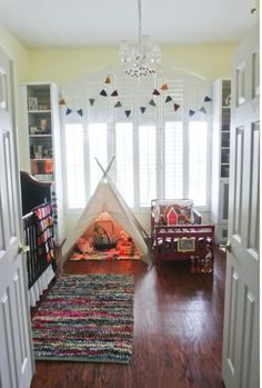 Kids decor: Shared bedrooms - Today's Parent