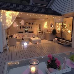 Patio Ideas to Beautify Your Home On a Budget Patio Ideas - Summer has finally arrived. Below are patio ideas to aid you maintain your outside entertaining space fresh all season long. Budget Patio, Outdoor Rooms, Outdoor Living, Outdoor Decor, Outdoor Lounge, Outdoor Seating, Outdoor Projects, Patio Enclosures, Backyard Patio Designs