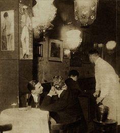 Berlin gay bar, c1933
