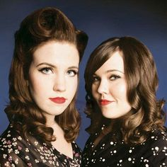 The Secret Sisters- Lydia and Laura Rogers