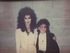 Cher and Oldies 98.3's Jaime Roberts!