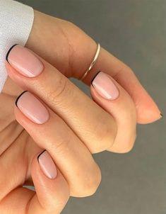 Neutral Nails, Cute Acrylic Nails, Nail Trends, Simple Nails, Hair Goals, Fashion Art, Nail Art Designs, Nail Polish, Beauty