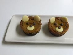 Pumpkin Cheesecake Bears