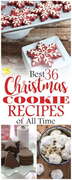 Family travel blog and top lifestyle blogger in california best 36 christmas cookie recipes of all time forumfinder Choice Image