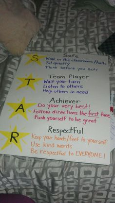 love this because it goes along with school rules!! Might add this in my classroom