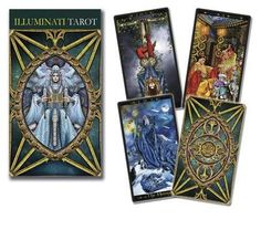 A profound quest for enlightenment drives us to grow, overcome challenges, and reach our full potential. Combining artistic beauty, symbolic depth, and intuitive vigor, the Illuminati Tarot warms the soul and frees the mind. This evocative tool of self-discovery—rich with ornate, vividly beautiful illustrations—will illuminate your ...