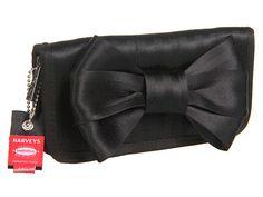 Harveys Seatbelt Bag Clutch Bow Wallet