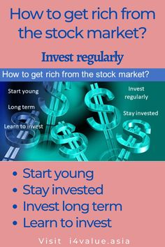 Stock Market Investing, Investing In Stocks, Fundamental Analysis, Technical Analysis, Dividend Investing, Value Investing, Behavioral Issues, Asset Management, How To Get Rich