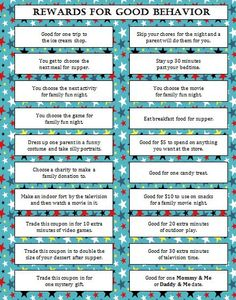 755 best kids planner images on pinterest kids planner school and rewards for good behavior free printable fandeluxe Image collections