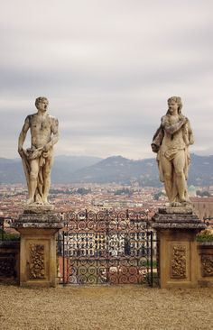 Regilla ⚜ Bardini Gardens, Firenze Tuscany