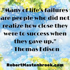 #failures #challenges #perseverance