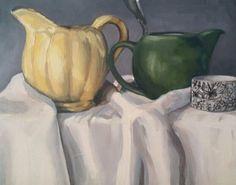 Oil on canvas, Nicole Cairns