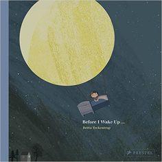 Before I Wake Up...: Britta Teckentrup: 9783791372464: Amazon.com: Books