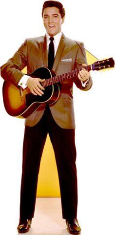 Elvis in the Fifties