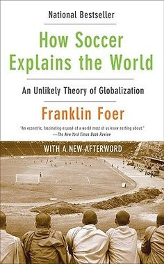 Soccer is much more than a game, or even a way of life. It's a perfect window into the crosscurrents of today's world, with all its joys and sorrows. In this insightful, wide-ranging work of reportage, Franklin Foer takes us on a surprising tour through the world of soccer, shining a spotlight on the clash of civilizations, the international economy, and just about everything in between.