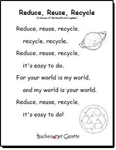 Free Earth Day Printable for K1  Earth day Studentcentered