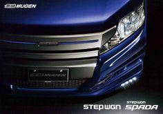 Honda Mugen Stepwgn Mk4 Japan Brochure 2009