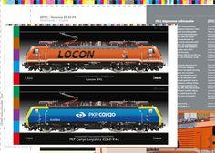 High quality train visuals / MegaPoster booklets / http://www.railcolor.net / http://www.railcolorshop.com