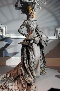 art, christian dior, couture, dior, fashion - inspiring picture on Favim.com