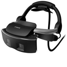 Canon Head Mounted Display (HMD)-Superior Business Equipment Your Total Digital Office Solution
