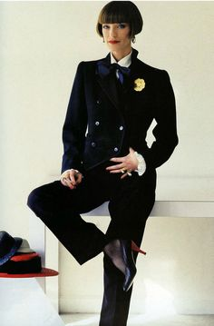 YSL on Pinterest | Yves Saint Laurent, St Laurent and Yves Laurent