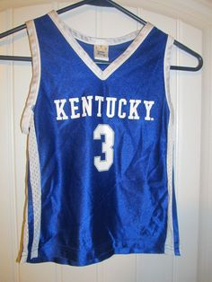 Kentucky Wildcats Basketball jersey - Toddler 3T  LittleKing   KentuckyWildcats Basketball Jersey 323df8a24