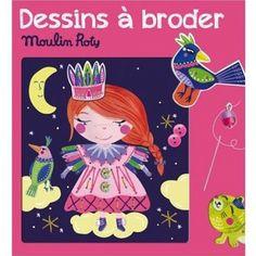 vyšívání - princezny | Dětské hračky pro holky i kluky | ookidoo.com
