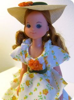 Star Spangled doll Southern Belle by Mattel 1976