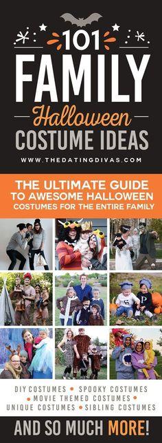 101 Family Halloween