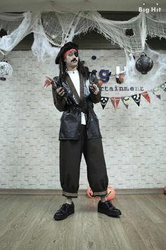 SeokJin - Halloween 2014