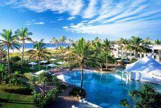 Sheraton Mirage Resort & Spa Gold Coast Gold Coast, Australia spglife Photo: Starwood Hotels and Resorts Coast Hotels, Hotels And Resorts, Beautiful Hotels, Beautiful Places, Amazing Places, Places Around The World, Around The Worlds, Ultimate Travel, Photo Wallpaper
