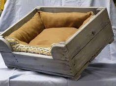 Image result for pallet dog bed