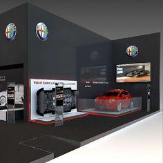 FGA_Alfa Romeo - GTP | architecture design consulting