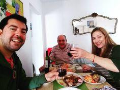 Domingo en familia  #diadelniño #domingo #brindis #chinchin #lalucila #vicentelopez #family #love #food