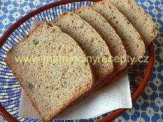 Špaldový jogurtový chléb Banana Bread, Recipes, Food, Essen, Meals, Ripped Recipes, Yemek, Cooking Recipes, Eten