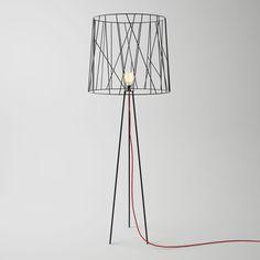 Moderne Stehlampe Loreto