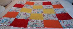 40 x 42 Baby/Toddler Blanket Pillow Set by GwensCreativeCottage, $45.00