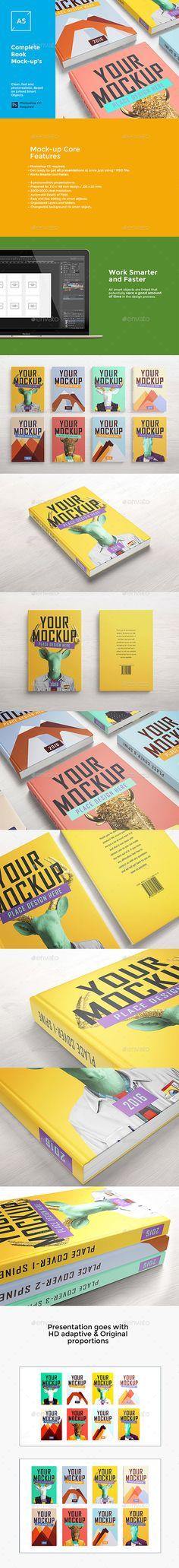 Book Cover Mock-ups