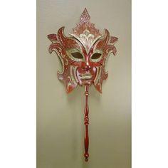 Design Toscano Diavolo della Palla Carnivale Mask | Wayfair