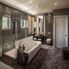 Luxe badkamer inspiratie   badkamer ideeën   design badkamers ...