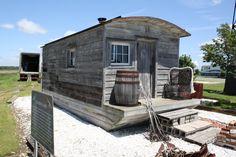 Folklife Project:  Shantyboats