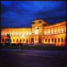 Hofburg in Wien, Wien