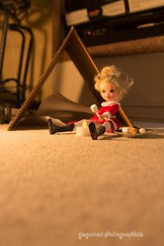 Elf on the Shelf Ideas #elfontheshelf #elf #christmas