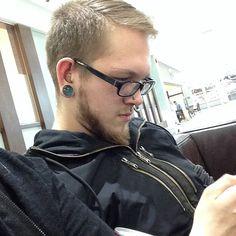 Model Wearing Hearing Aids Men With Hearing Aids Bold