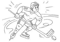 Afbeeldingsresultaat voor knutselen ijshockey