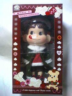 ペコちゃん人形 2010 Peko's Doll  Pekos Winter Collection 不二家, http://www.amazon.co.jp/dp/B003XLQHR8/ref=cm_sw_r_pi_dp_eBWgtb0V0DHP2