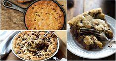 Vídeo Receita: ONE PAN COOKIE - o cookie gigante de frigideira!