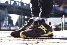 BAIT x SAUCONY SHADOW ORIGINAL (CRUEL WORLD) | Sneaker Freaker